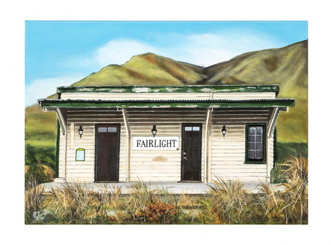 Fairlight Prints - grahamyoungartist.com - Original Artwork and Prints by New Zealand Artist Graham Young