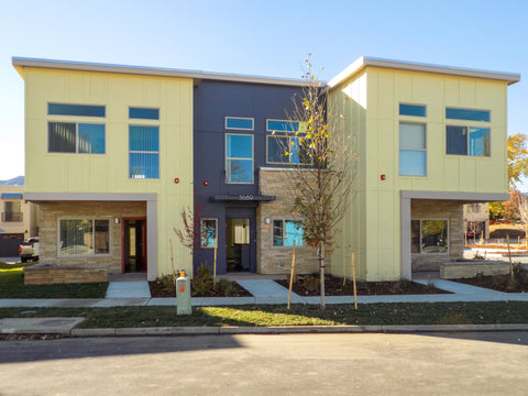Wonderland Creek Townhomes