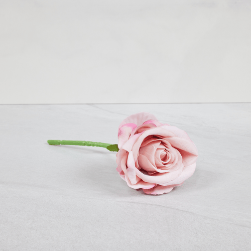 Single Silk Rose