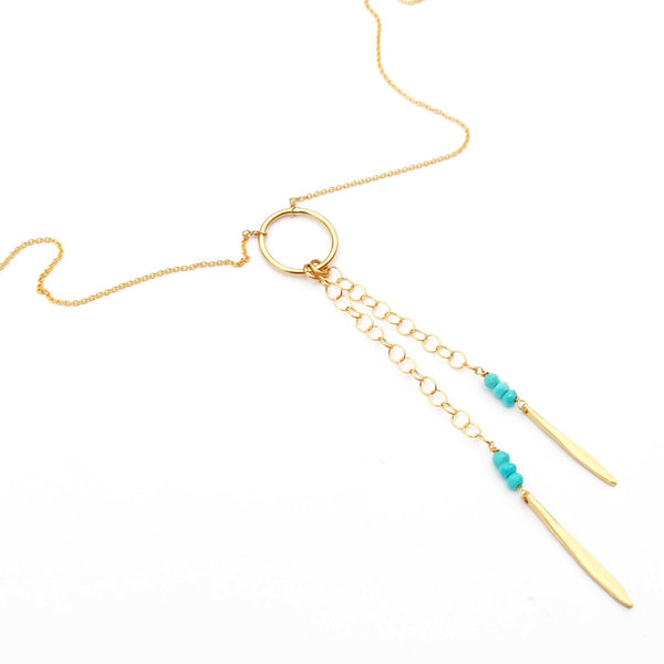 Daydreamer necklace - Jamison Rae Jewelry