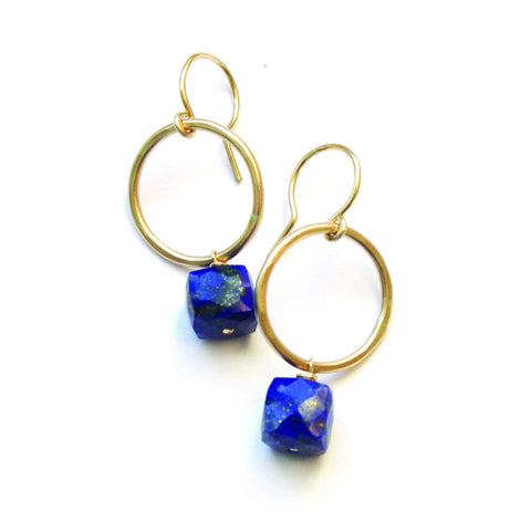 A Step Beyond Ordinary earrings