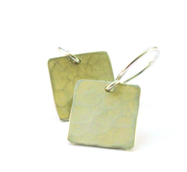 Around the Square earrings - Jamison Rae Jewelry