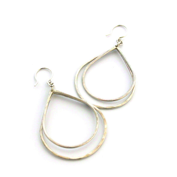 Double Tear Drops - Jamison Rae Jewelry