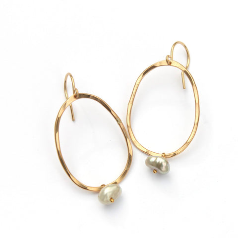 French 57 earrings