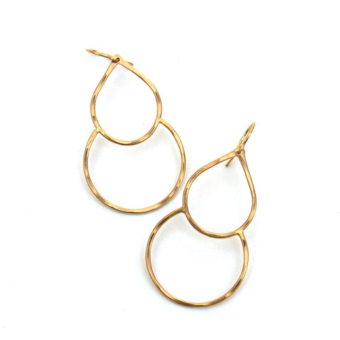 Delaney earrings - Jamison Rae Jewelry