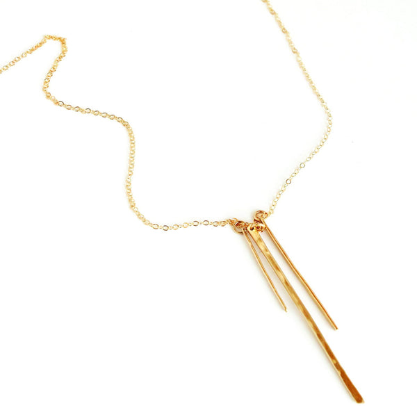 Farrah necklace - Jamison Rae Jewelry