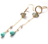 Oceanside earrings - Jamison Rae Jewelry