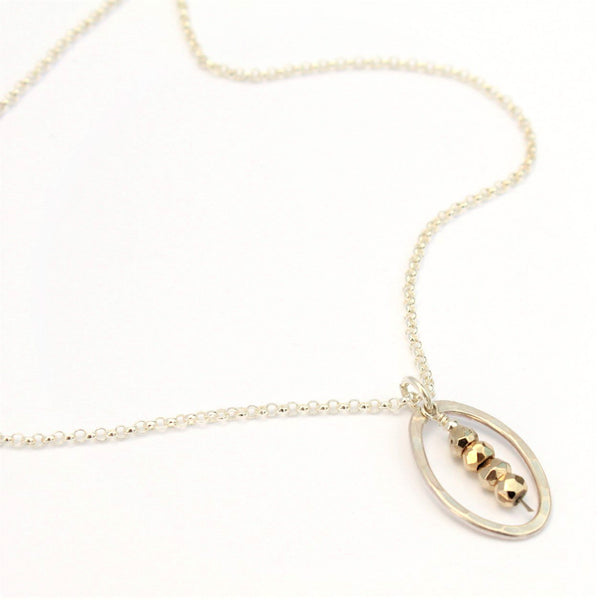 Baby Steps necklace