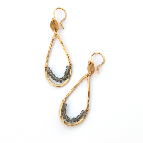 Blue Jean Baby earrings - Jamison Rae Jewelry
