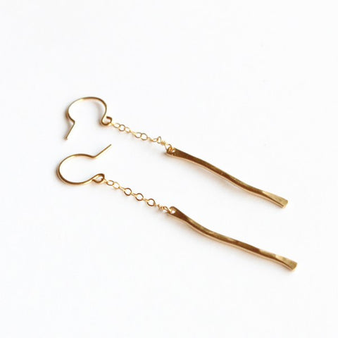 Driftwood earrings - Jamison Rae Jewelry