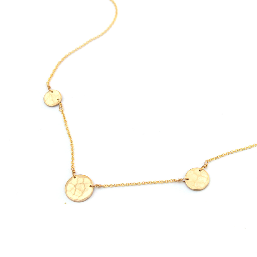 Orbit necklace - Jamison Rae Jewelry
