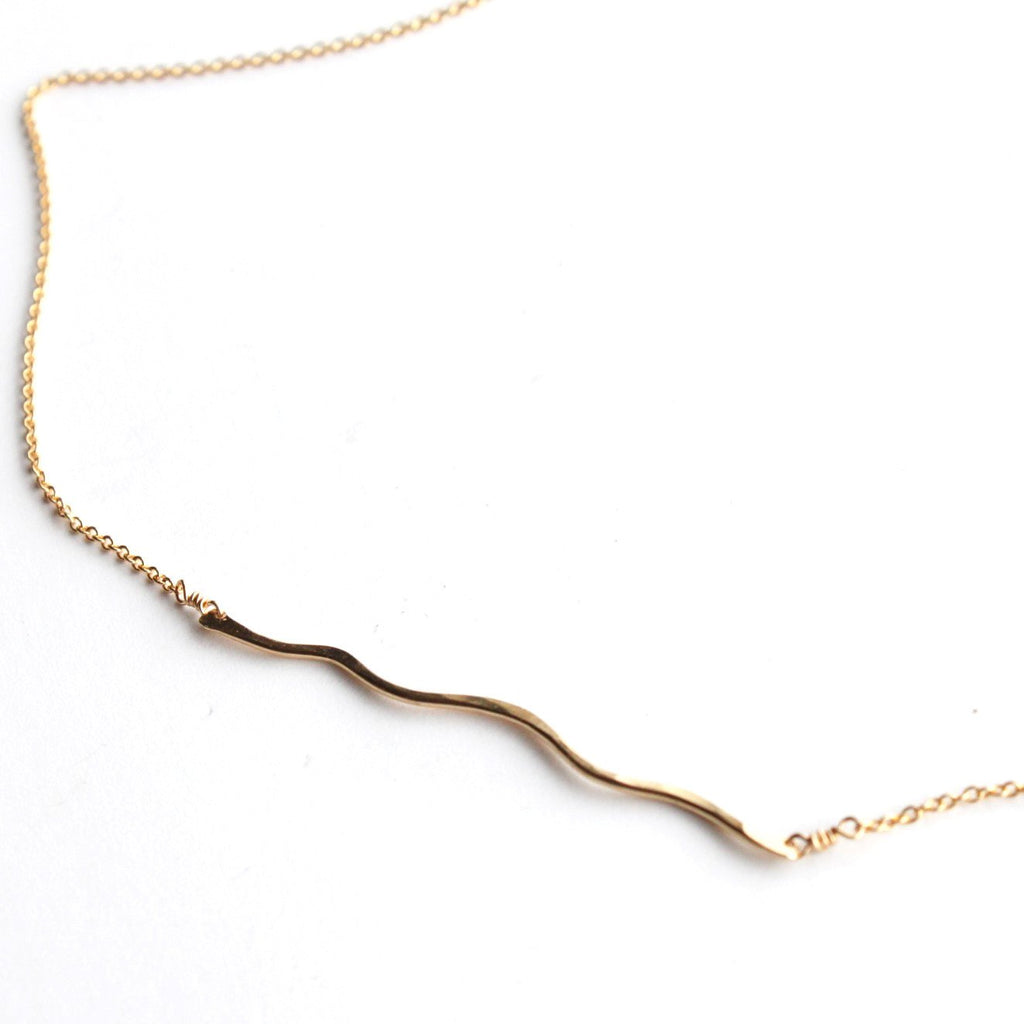 Foothills necklace - Jamison Rae Jewelry