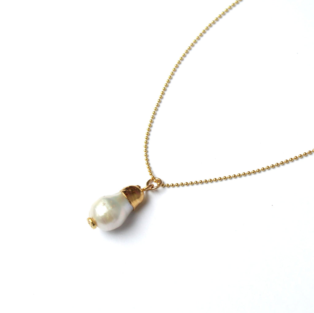 Pearly Perfection necklace - Jamison Rae Jewelry