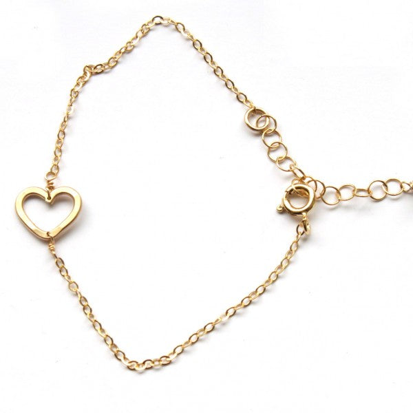 From My Heart bracelet - Jamison Rae Jewelry