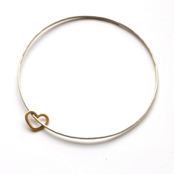 From My Heart bangle - Jamison Rae Jewelry