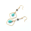 Blue Eyed Girl earrings