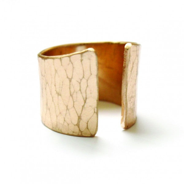 Gladiator ring - Jamison Rae Jewelry