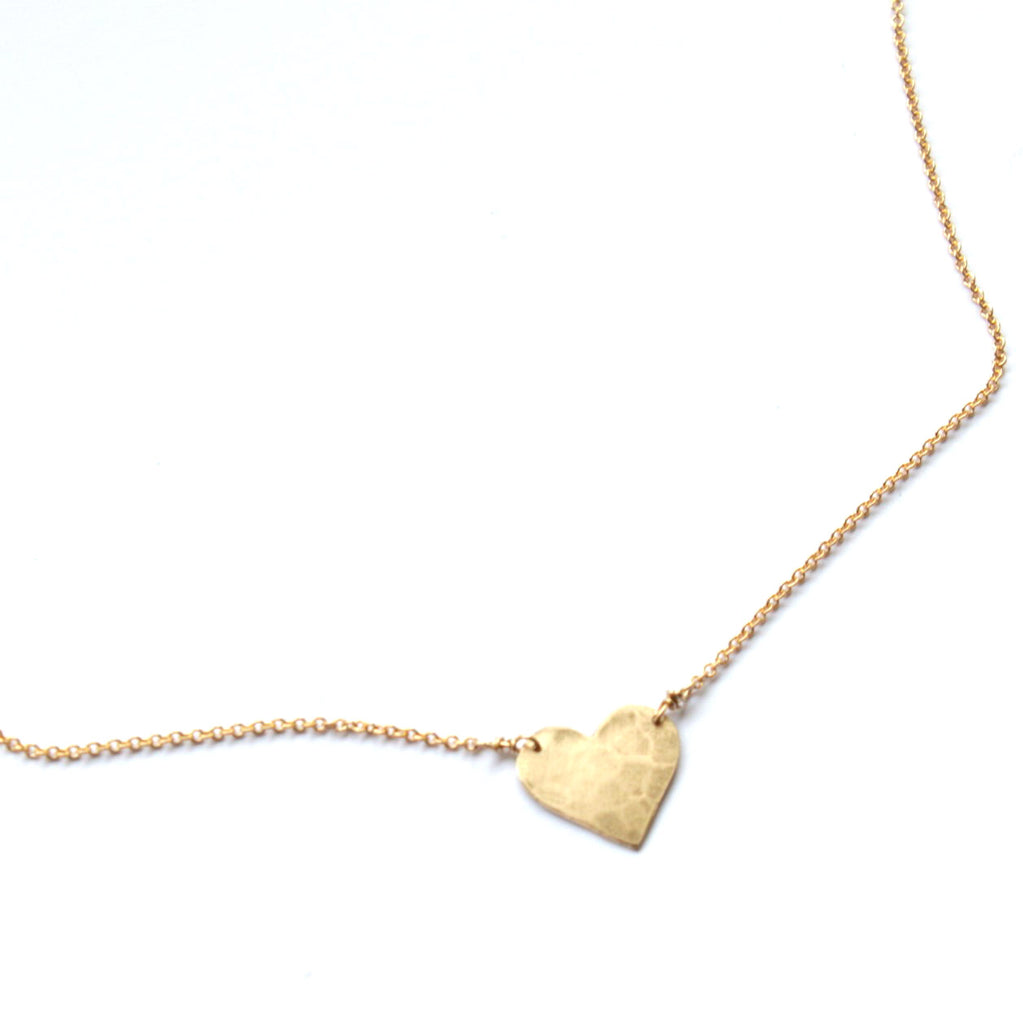 Heart Center necklace