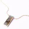 Lab Love necklace - Jamison Rae Jewelry