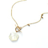 Moonstone Medallion necklace (limited edition)