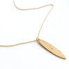 Pea in the Pod necklace - Jamison Rae Jewelry