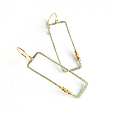 Sedona earrings - Jamison Rae Jewelry