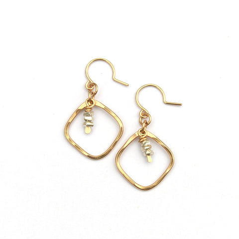 Caroline earrings - Jamison Rae Jewelry