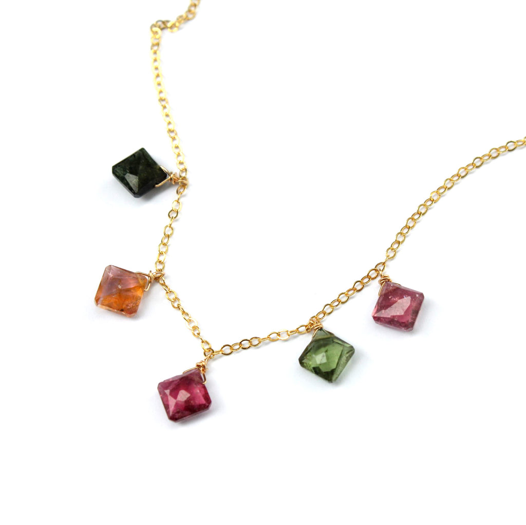 Spring Fever necklace - Jamison Rae Jewelry