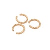 Twist Ear Cuff set of 3