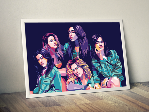 Fifth Harmony Limited Artwork