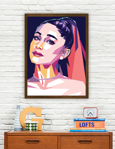 Ariana Grande Limited Artwork