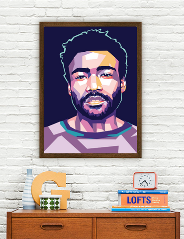 Childish Gambino Limited Artwork