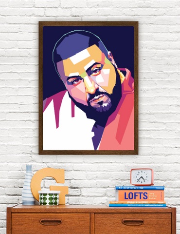 DJ Khalid Limited Artwork