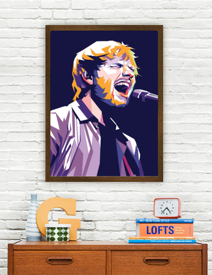 Ed Sheeran Limited Artwork