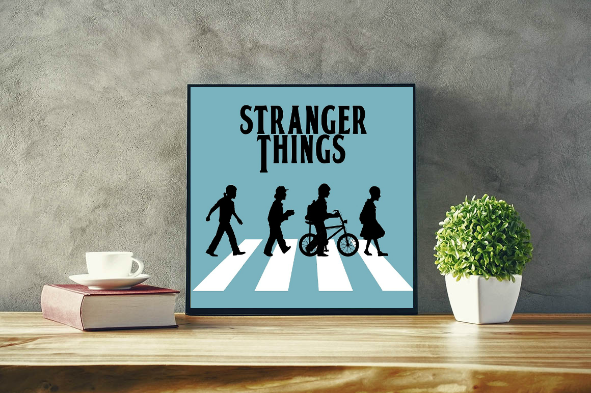 The Stranger Beatles Limited Artwork