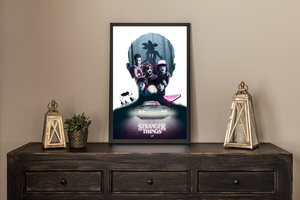 Stranger Movie Limited Artwork