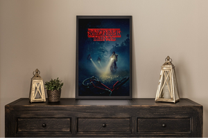Stranger Things Limited Poster