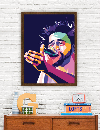 J. Cole Limited Artwork
