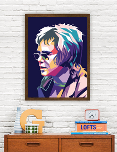 Elton John Limited Artwork