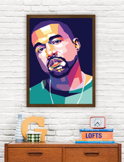 Kanye West Limited Artwork