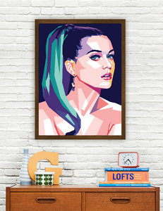 Katy Perry Limited Artwork