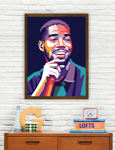 Kid Cudi Limited Artwork