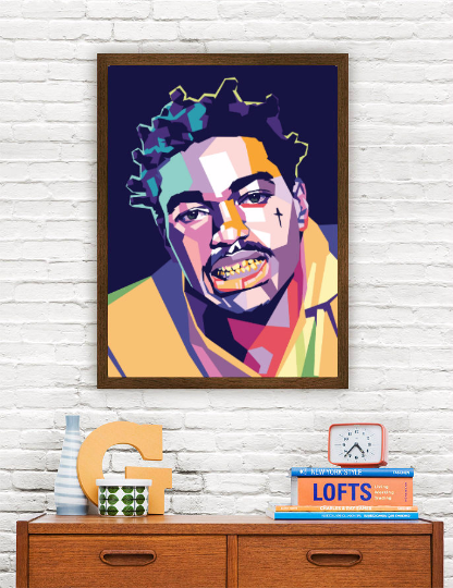 Kodak Black Limited Artwork