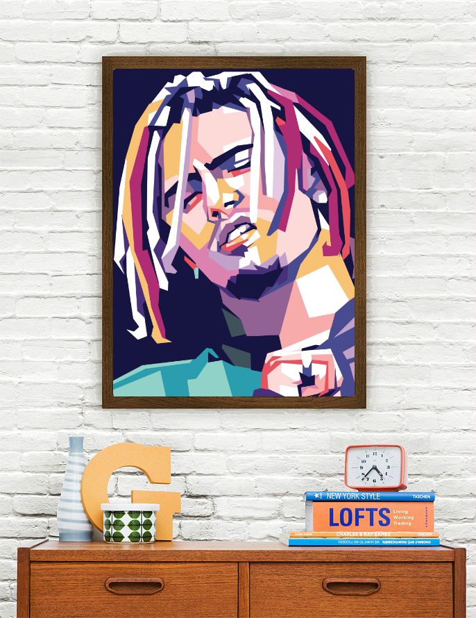 Lil Pump Limited Artwork