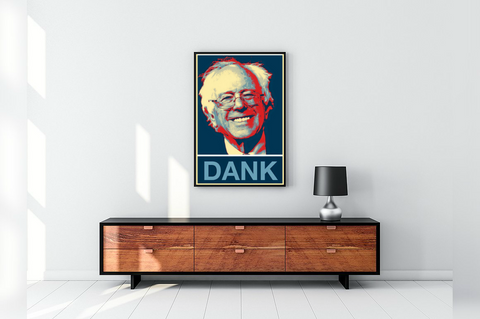 Bernie Artwork