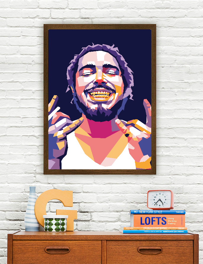 Post Malone Limited Artwork