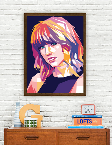 Taylor Swift Limited Artwork