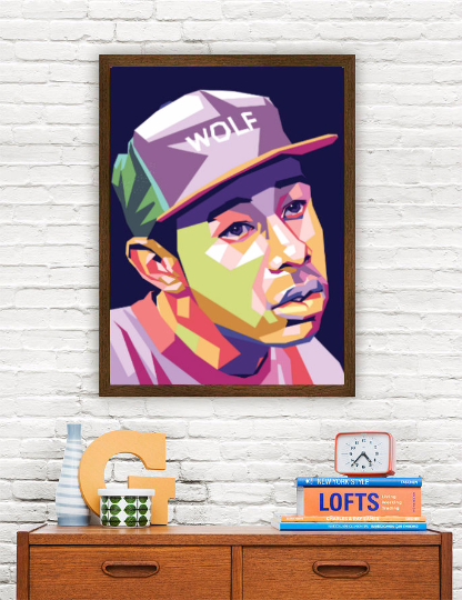 Tyler The Creator Limited Artwork