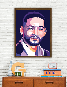 Will Smith Limited Artwork