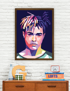 XXXTentacion Limited Artwork